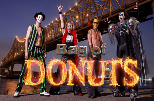 Image result for bag of donuts