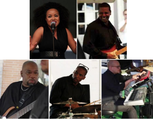 Funk Factory Band - Crescent Moon Entertainment