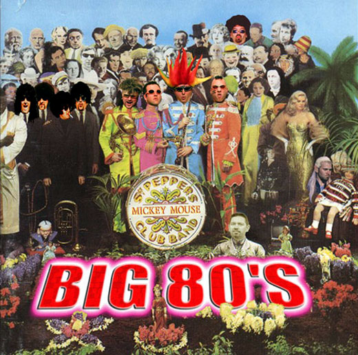 BIG 80's Band - Crescent Moon Entertainment